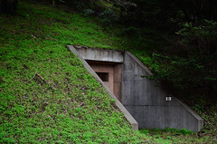 Fort Baker 13 (Casey Lombardo) Tags: sanfrancisco california nature northerncalifornia concrete bay harbor sfo marin bunker bayarea marincounty norcal bunkers fortbaker hiddenfortress hiddenbunker hiddenbunkers