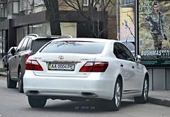 AA0004PE (Vetal_888) Tags: lexus ls ls460 ucf40 licenseplates ukraine kyiv номернізнаки aa0004pe aa україна київ aape 0004