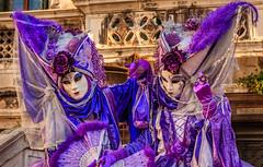 Masks (davecurry8) Tags: carnival venice italy costume italia mask carnevale venezia