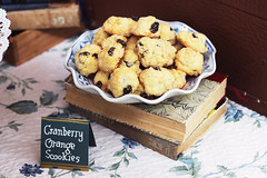 cookies (Mirabelle K.) Tags: orange english cookies fruit dessert cookie candy tea sweet treats cranberry snack buffet bake sweettooth bakes