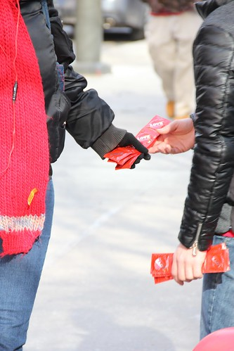 International Condom Day 2015: USA - Philadelphia, PA