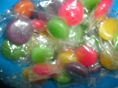 Have A Piece Of Candy (PUFF N SNUFF) Tags: colors candy hard