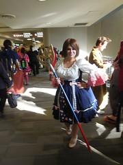 Ohayocon 2015 (neshachan) Tags: columbus costume lolita cosplayer finalfantasy columbusoh yuna ohayocon animeconvention ohayocon2015