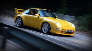 Porsche 911 993 RS in Hong Kong