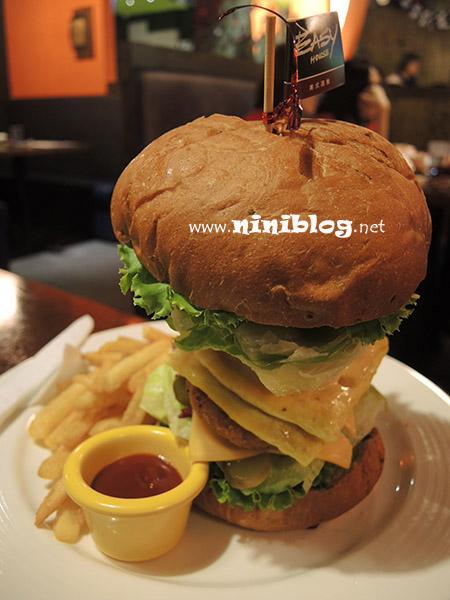 台中餐廳-easy house 美式蔬食不像素食的美式吃美食 ...