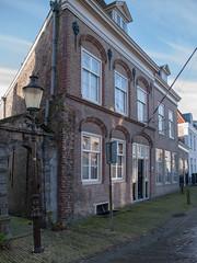 Hoogstraat - Monumentnr: 39569 - Woudrichem (Frans Berkelaar) Tags: nederland nl noordbrabant woudrichem cultureelerfgoed