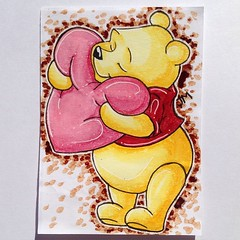 Cute pooh bear ATC, referenced from a coloring page made for @libertylithium #swap #swapbot #atc #artisttradingcards #art #fanart #winniethepooh #pooh #poohbear #copic #copicmarker #copicsketchmarker #marker (jess.lynne1227) Tags: bear art atc artisttradingcard square drawing disney fanart aceo pooh squareformat marker winniethepooh poohbear winnie copic waltdisney swapbot copicmarker copicsketchmarker iphoneography instagramapp uploaded:by=instagram