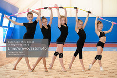 Young female gymnasts making bow with Indian clubs (creativemarket.photo) Tags: people girl smile sport horizontal female train pose happy person kid arch child exercise group young stretch teen gymnast gymnastics age bow teenager cheerful athlete workout gym sportsman sporty skill flexible   sportive sportswoman  indianclub