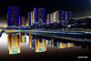 2015.BOSTANLI  GECE YANSIMASI (SONER DİKER) Tags: sunset sea cloud turkey boat türkiye deniz izmir bulut gece sahil yansima turkei newvision bostanlı bostanli mavişehir saariysqualitypictures mygearandme peregrino27newvision