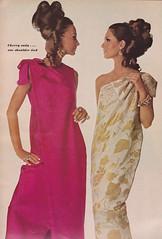 Vogue Editorial Sept.1965 (moogirl2) Tags: vintage 60s vogue editorial 1965 irvingpenn 60sfashion vintagevogue 60shair vintagefashionphotography