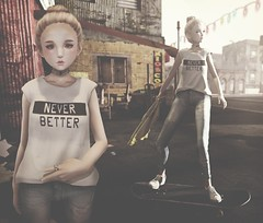 """And the only word you'll ever need to know in life is """"why"""" (Blog 