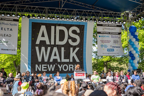 AIDS Walk New York 2016