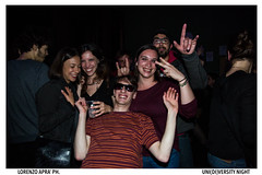 Uni(DI)versity Night 2016 (Lorenzo Apr) Tags: night torino lgbt palazzo nuovo unito unidiversity
