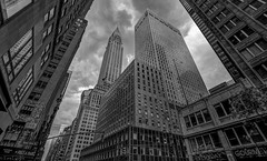 East 41st St - Chrysler Building (TLU66) Tags: nyc bw ny newyork nikon chryslerbuilding d7100 east41st tlu66