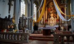 In der Stiftskirche (diwe39) Tags: stiftskirche alttting frhling2016