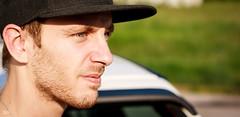 portrait (viennamarkus) Tags: golf 2 hdr lost place wolfsburg editon fabrik auto carshooting portrait gesicht face sonne