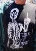 Mani CGT 1º mayo 2016 - arte (Fotos de Camisetas de SANTI OCHOA) Tags: arte peineta calavera