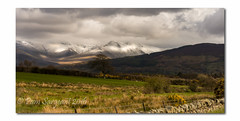 Snowdonia (Pamsar) Tags: snow mountains wales landscape landscapes snowdonia