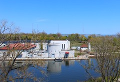 Island Water Filtration Plant (jmaxtours) Tags: toronto ontario canada islands torontoontario torontoislands waterfiltrationplant torontowaterfiltrationplant