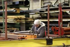 13 (Goshen, Indiana) Tags: iron hamilton metalwork ironwork metalworking goshen ironworking goshenindiana hamiltonironworks hamiltoniron