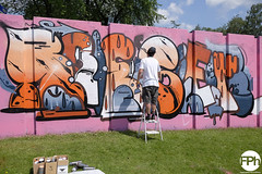 Reser (Frankhuizen Photography) Tags: street art netherlands festival graffiti eindhoven arena step sita straat 2016 reser