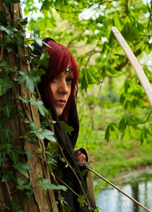 Elfia May 2016 (AffectImage) Tags: portrait eva tara cosplay jennifer louise linda 2016 elfia affectimage matthieuhilckmann