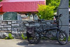 Asahikawa Sakuraoka Pottering (T&W.Eager) Tags: bicycle hokkaido sigma  foldingbike merrill foveon asahikawa dp2 ternbicycles dp2m dp2merrill ternverge ternbicycle