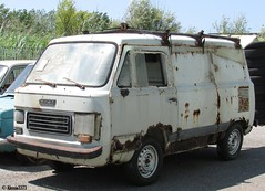 Fiat 900 E (Alessio3373) Tags: abandoned rust decay neglected rusty forgotten rusted van scrap abandonment corrosion decayed corroded ruggine rustycars unloved unused scrapped oldvan abandonedcars scrappedcars fiat900e forgottencars autoabbandonate