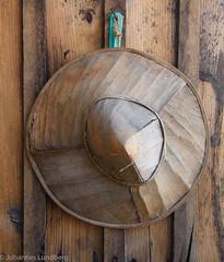 Hat (JohannesLundberg) Tags: expedition hat burma traditional bamboo myanmar mm kayah myanmarburma