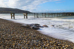 DSD_5657 (alfiow) Tags: longexposure beach waves totland