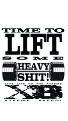 Time to lift some heavy shit! #xtremebreed #fit #fitness #bodyfit #bodybuilding #weightlifting  #strong #lift #lifting #motivation #muscle #XB #gym (jessievega) Tags: xtremebreed fit fitness bodyfit bodybuilding weightlifting strong lift lifting motivation muscle xb gym