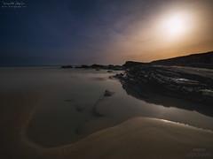 The Real Light (diegogm.es) Tags: espaa night contraluz noche olympus luna galicia estrellas lugo backlighting catedrales esolympus