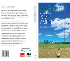 Almere-Iconen-omslag- P5 (durr-architect) Tags: art heritage buildings landscape icons places future monuments almere