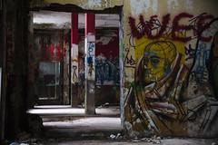 Perspective Head (CarloAlberto89) Tags: city color graffiti head decay perspective rave colori pioggia prospettiva desolazione testa consonno devastazione nuoloso