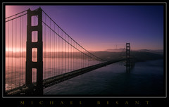 Go Big or Go Home (Michael Besant) Tags: sanfrancisco california nationalpark goldengatebridge