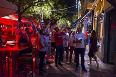 Sevilla win the Europa League Final (new folder) Tags: bar football sevilla spain nightshot seville espana final andalusia futbol lfc liverpoolfc sevillafc sevillacf
