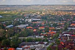 Jimbaran Dari Atas, Masih Asri (BxHxTxCx) Tags: city bali aerialview kota fotoudara