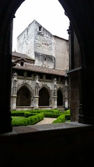 St Etienne Cathedral Cahors France05 (artnbarb) Tags: france cathedral stetienne cahors