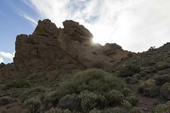 los roques de garcia (cyberjani) Tags: atlantic ocean canary island tenerife elteide volcano