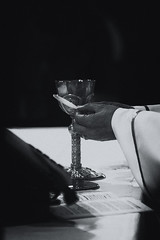 In sacrificio per voi (Sconsiderato) Tags: shadow bw white black church canon dark photo blackwhite hands shadows hand ombra mani ombre chiesa mano ritual dettagli bianco nero biancoenero chalice scuro rito rituale calice sconsiderato