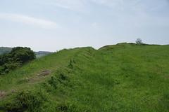 Ramparts (Lil Shepherd) Tags: somerset landscape cadbury hillfort