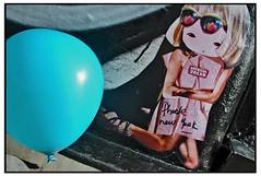 PHOEBE NEW YORK (StockCarPete) Tags: new york streetart pasteup phoebe londonstreetart