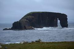 200_TheDrinkingHorse (monika & manfred) Tags: nature scotland rocks wind hike mm surroundings shetlands eshaness shetlandislands shetlandisles drinkinghorse holidays3