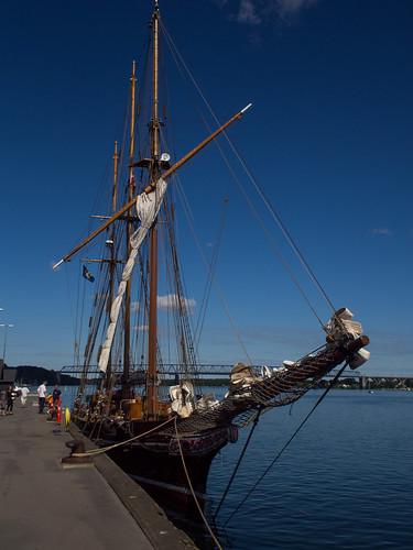 Deutsche Segelschiff