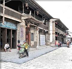 Ni hao ma? (Bruno Zaffoni) Tags: china yunnan cina