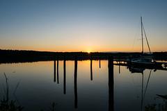 sunset at the lake (JS-photographie) Tags: sunset lake reflection germany landscape deutschland see glow fuji sonnenuntergang fujifilm landschaft fujinon rheinsberg xf18135