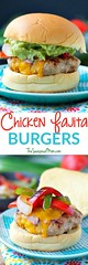 Chicken Fajita Burge (alaridesign) Tags: chicken fajita burgers { a giveaway}