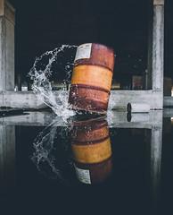 IMG_0805 (alexandreguimont) Tags: water waterdrop streetphotography splash waterdrops splashing baril guimzvisuals