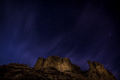 Estelar (www.justigarcia.com) Tags: cielo nubes estrellas nocturna circumpolar