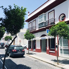 Calle Coln, San Fernando (Mange) Tags: sanfernando iphone callejera